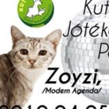 Zoyzi - Live at Charity Event For Cats & Dogs, Hungary 05.04.19.