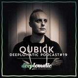 Deeplomatic Recordings - Qubick - Podcast 19 - 01/05/15
