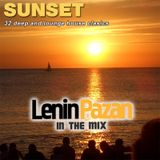 LENIN PAZAN   -  SUNSET 2017 (Deep House & Indie clasics)