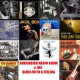 SURFINBIRD RADIO SHOW # 461 BLUES WITH A FEELING !