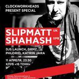 Slipmatt - Live @ CWH Special, Moscow 11-04-2014