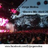 Jorge Molina (Electro Mix Abril 2013)