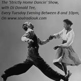 Strictly Home Dancin' Show, Tuesday 9th August 2016
