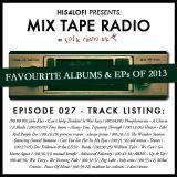 Mix Tape Radio on Folk Radio UK | EPISODE 27 (Best of 2013)