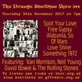 The Strange Boutique Show 344