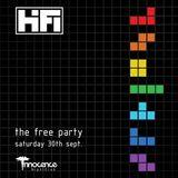 D:ROSEN - HIFI - 30TH SEPTEMBER FREE PARTY - PROMO MIX