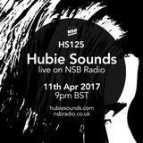 Hubie Sounds 125 - 11th Apr 2017