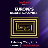 NYDJAY by NEW YORKER - DJ TineX - Slovenija