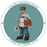 45 Live Radio Show pt. 21 with guest DJ MARC HYPE