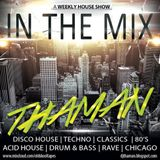 ThaMan - In The Mix Episode 059 (Techno)