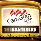 The Banterers on 14th July 2016 with Gary Hollywood of Mrs. Brown's Boys