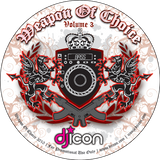 DJ ICON - Weapon Of Choice Vol. 3