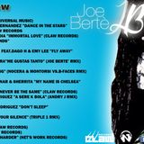 JOE BERTE' RADIO SHOW #7 (July 2015)