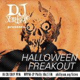 DJ YardSale presents...Halloween Freakout 10-28-2019