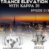 Kappa Deejay - Trance Elevation [Episode 013]