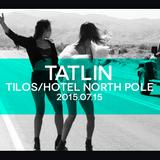 Tatlin - Hotel North Pole (live @ tilos) 2015.07.16