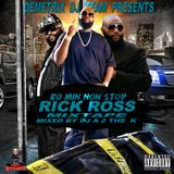 DJ A 2 The K - 80 Min Non Stop Rick Ross Mix (A2TheK Mix)