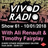 Vivod Radio 061 w Timothy J Fairplay