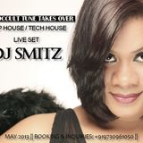 Deep/ Tech House Live set by DJ SMITZ (MAY 2014)
