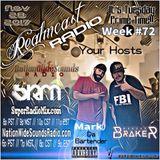 Realmcast - SuperRadioMix.com Week 72 (11/28/2017)