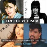 FREESTYLE MIX--DJ JIMI MCCOY DEC.2017
