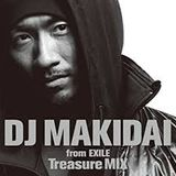DJ MAKIDAI from EXILE Treasure MIX