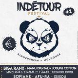 Festival Indétour 2# - Mathieu Spiegel & Vidjah font revivre les musiques actuelles à Kingersheim