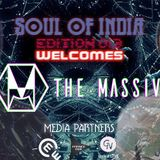 SOUL OF INDIA - EDITION 013 04/08/2016 (THE MASSIV)