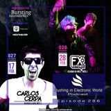 Carlos Cerda - RIEW 286 (16.07.19) [Guest Mix Beyond Psychedelic Sessions]