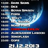 Digital Space 100 Celebration - Xenoflash In The Mix
