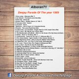 DEEJAY PARADE OF THE YEAR 1989 by Alboran71
