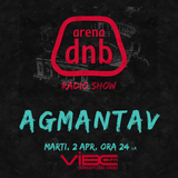 Arena dnb radio show - Vibe fm - mixed by AGMANTAV - 2-APR-2013