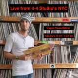 Tommy Bones - Live From 4-4 Studio's NYC - Week #4 Classic House Edition 2.7.17