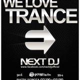 Next DJ - We Love Trance 226 @ Planeta FM (29-09-12)