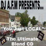 "You Just ""Local"" - BLEND CD"