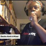 2 Decks And A Mixer: Virus Vinyl Vibes w/Marcia DaVinylMC (28.03.20) From Mi Yaad