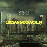 URBAN MIXX VOL.19 BY@ZJGUKS