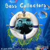 Bass Collectors Live at the Techno State area @ Play Festival, 04-06-2016, Gauw (Sneek), NL