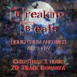 Breaking Beats 70 Tracks 1hr Christmas Bonanza 2016