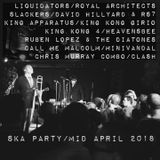 Ska Party Mid April 2018
