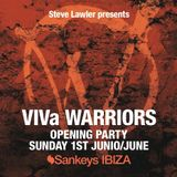 Steve Lawler - Live At VIVa Warrios Opening Party, Sankeys (Ibiza) - 01-Jun-2014