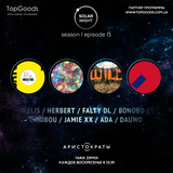 015 SOLAR NIGHT @ Radio Aristocrats – season 1 episode 15 (27-07-2014)