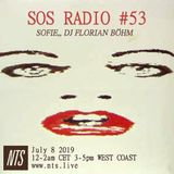 SOS Radio - 8th July 2019
