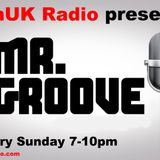 """In The Groove"" with Mister GrOOve live broadcast 24th September 2017"