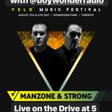 Manzone & Strong - Drive @ Five StreetMix - Aug 01 2017