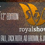 Silk Royal Showcase 169 (Best of 2012 Pt. 2) - Jacob Henry & Ad Brown Mix
