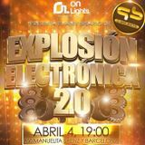 Faba @ExplosionElectronica2.0