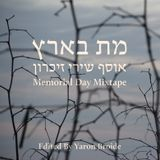 ISRAEL'S MEMORIAL DAY MIXTAPE - EDITED BY YARON BROIDE