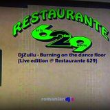 DjZullu - Burning on the dance floor (Live edition @ Restaurante 629)