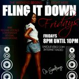 DC GOODTINGZ FLING IT DOWN FRIDAY 2 STEP SPECIAL